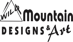 Wild Mountain Designs Art Logo