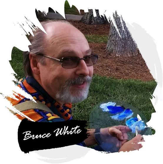 Bruce White Painter Teacher