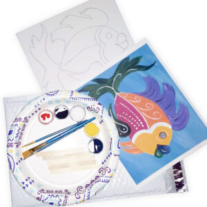 Single Canvas Art Kit